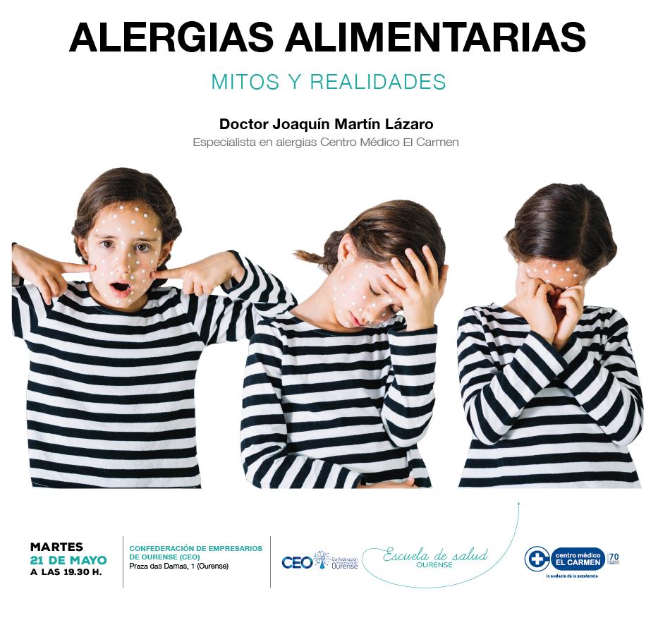medicos especialistas en alergias alimentarias
